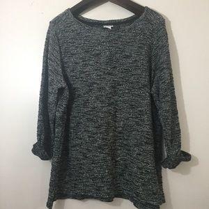 Croft & Barrow Knit Sweater. Size 1X